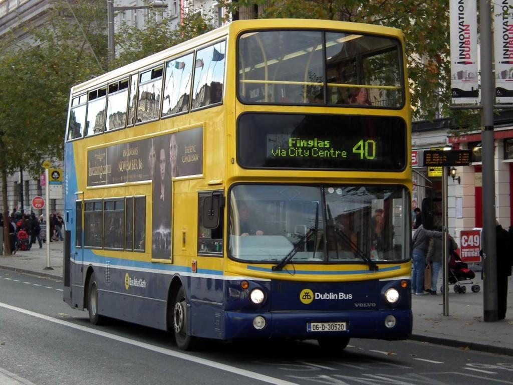 A Dublin Bus | © Matty/Flickr