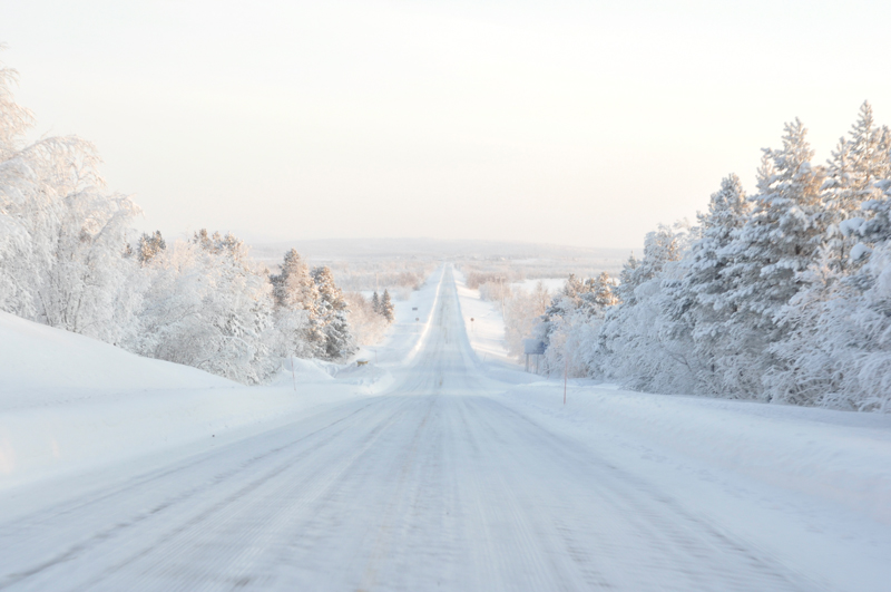 The Finnish Lapland, Santa Clause Village, Northern Lights and the Arctic Circle